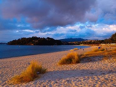 Pontevedra, olor a mar