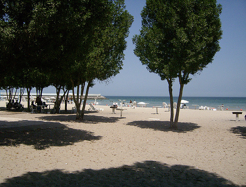 Playa Messila, la playa mas hermosa de Kuwait