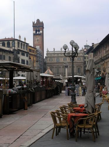 Plaza delle Erbe