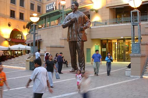 Plaza Nelson Mandela