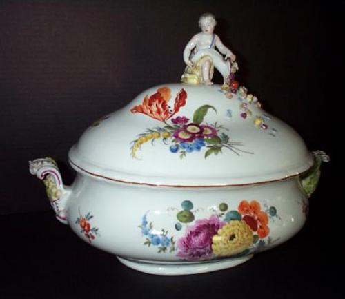 porcelana meissen