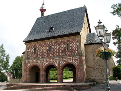 El Pórtico de Lorsch
