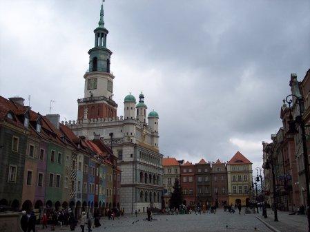 Centro de Poznan