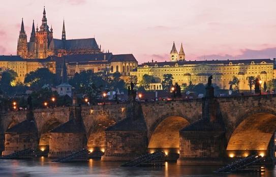 El Castillo de Praga,  historias y rincones de interés