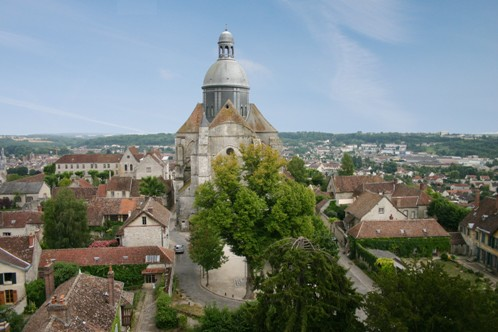 Ciudad medieval de Provins, en Francia