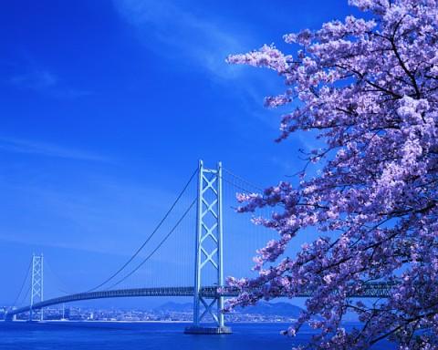 Puente colgante mas largo del mundo