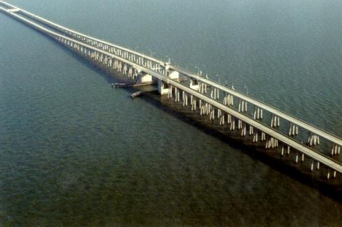 puente del lago pontchartrain