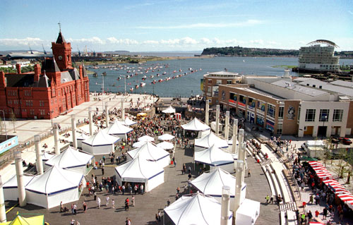 Puerto de Cardiff