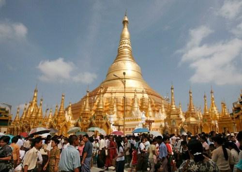 Viaje a Rangún, guía de turismo
