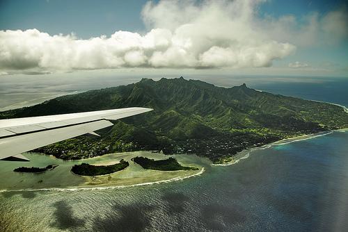 La Isla Rarotonga, un paraíso en las Islas Cook
