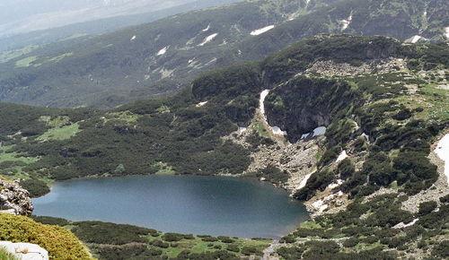 El Parque Nacional Rila, en Bulgaria