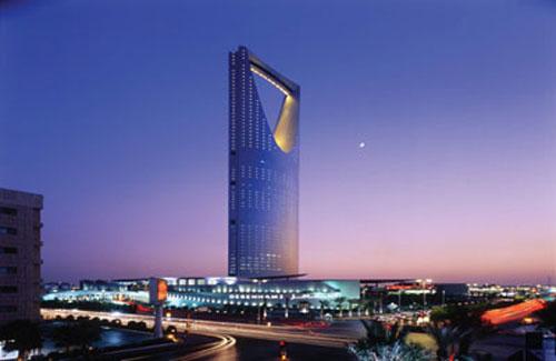 Visitas en Riyadh, capital de Arabia Saudita
