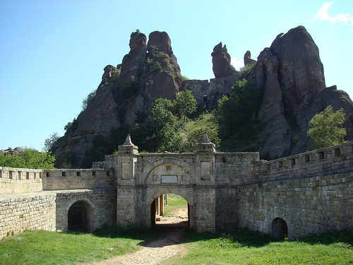 Belogradchik, las rocas fortaleza de Bulgaria