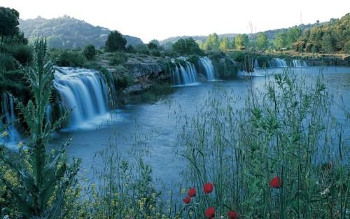 Las Lagunas de Ruidera, un oasis en Castilla-La Mancha