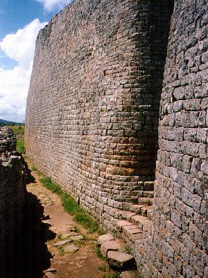 Ruinas del Gran Zimbabwe