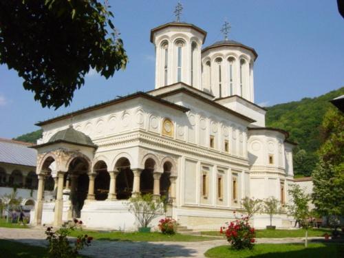 El monasterio de Horezu, en Rumania