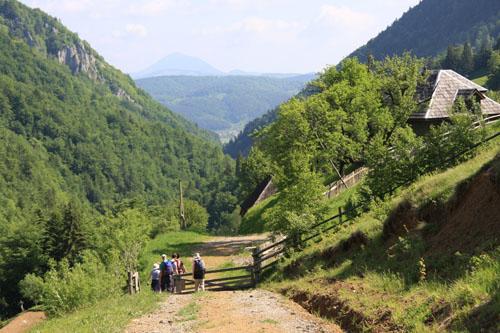 La tierra encantada de Rumanía