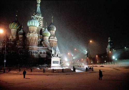 Entre rusos, de Colin Thubron