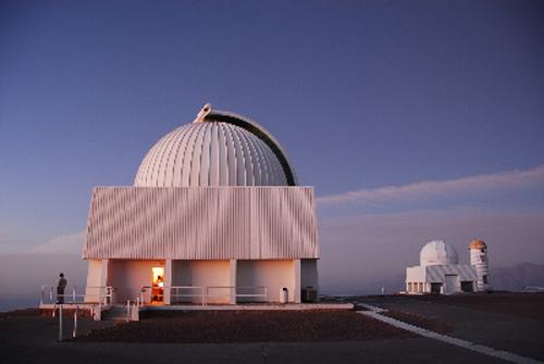 ruta astronómica de Chile