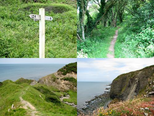 Ruta costera de Ceredigion
