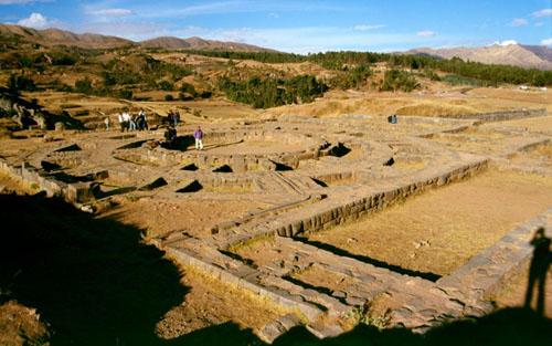 Sacsayhuaman en Cuzco