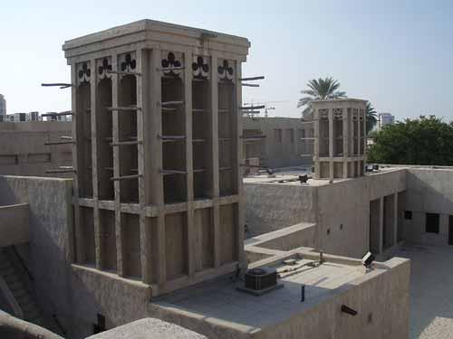 museo-saeed-al-maktoum en Dubai