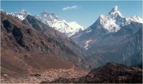 El Parque Nacional de Sagarmatha