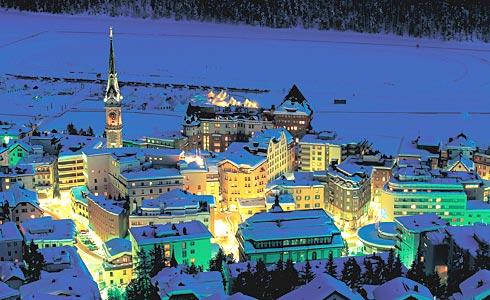 Viaje a Saint Moritz, guía de turismo