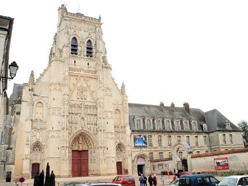 La Abadía de Saint-Riquier