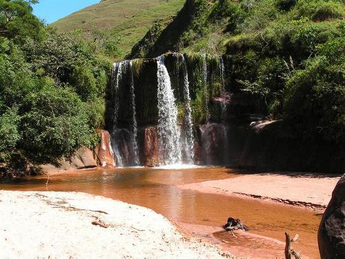 cascada en Samaipata