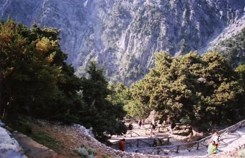 Parque Nacional Samaria