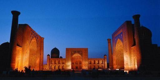 Samarkanda nocturna