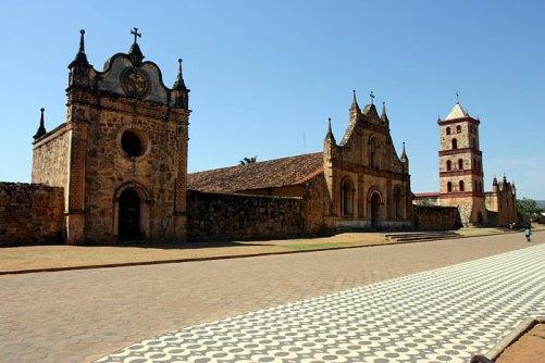 Misiones jesuíticas de Chiquitos, Bolivia