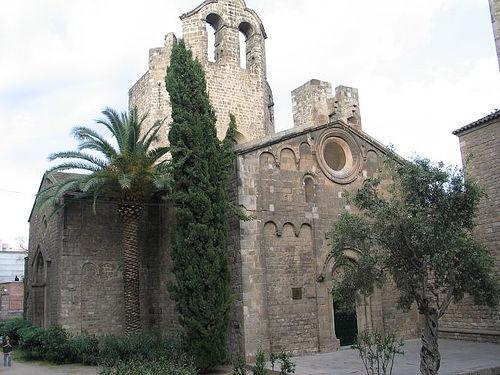 Iglesias a visitar en Barcelona
