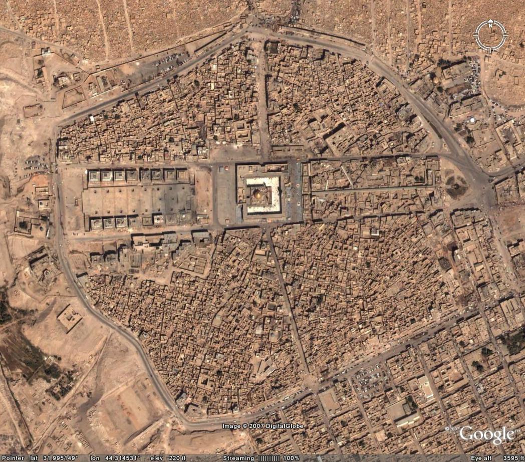 Wadi al Saman en Irak