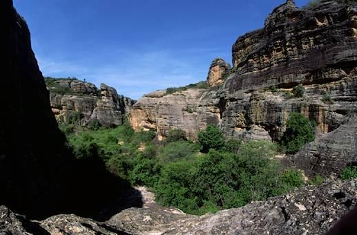 El Parque Nacional Serra da Capivara
