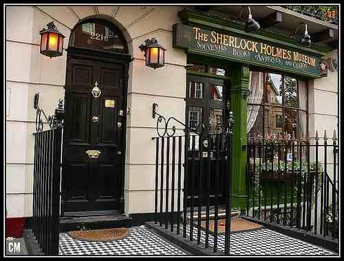 El Londres de Sherlock Holmes