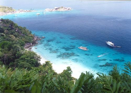 Las Islas Similan, paraíso del buceo