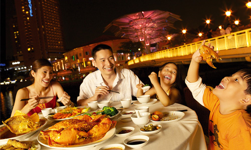 Gastronomia de Singapur