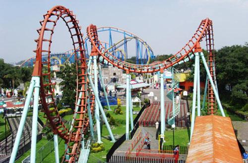 Six Flags Mexico El Parque Mas Grande De America Latina