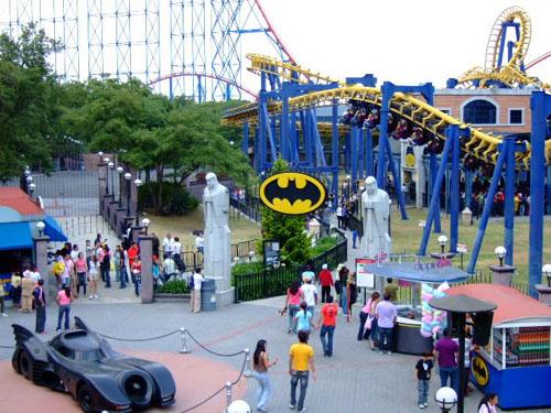Six Flags México, el parque más grande de América Latina
