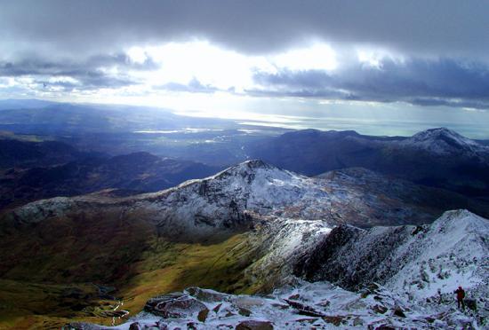 Visita al Parque Nacional Snowdonia