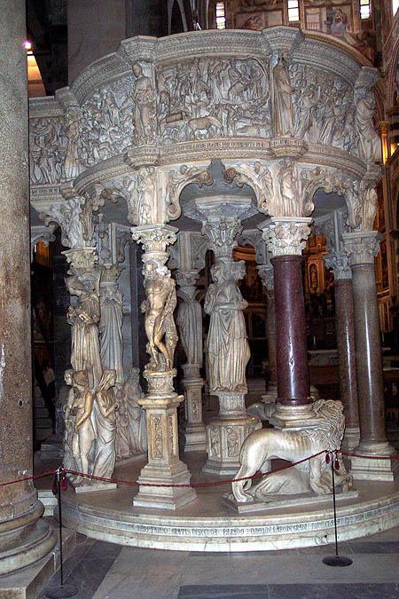 Interior Baptisterio