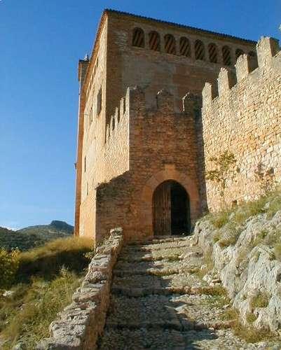 Castillo de Alquezar