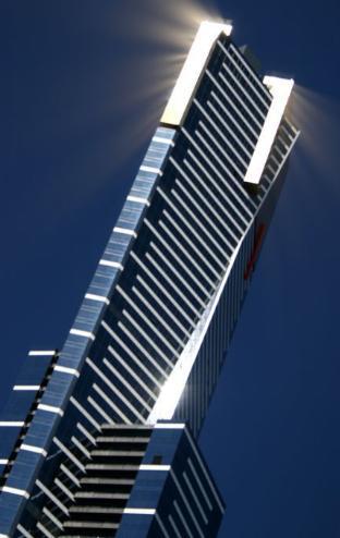 Impresionante, la Torre Eureka