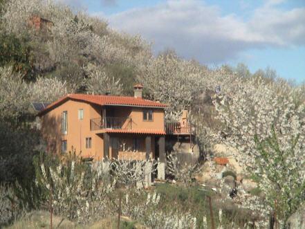 Navaconcejo, en el Valle del Jerte