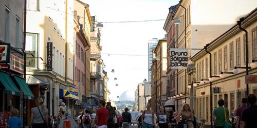 El Tour Millenium, pasear con Stieg Larsson