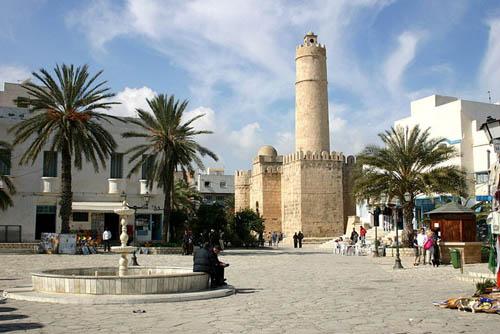 Sousse, destino cerca de Túnez