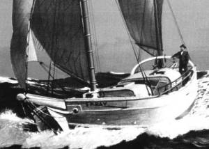 Navegando en solitario alrededor del mundo