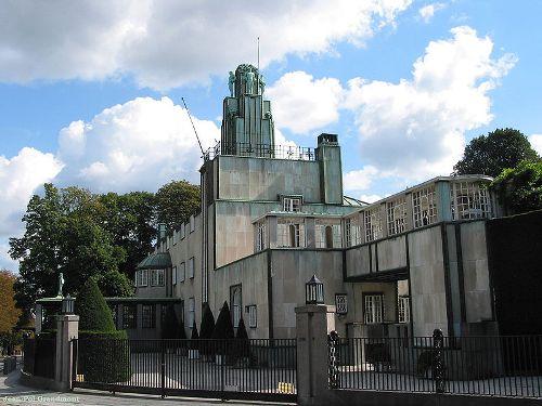 El Palacio Stoclet, Patrimonio en Belgica